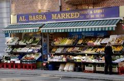 LA-BASRA MARKED Stock Photos