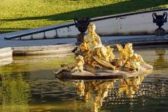 La Bavière, Allemagne - 15 octobre 2017 : Palais 1863-188 de Linderhof Photos stock