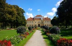 La Bavière, Allemagne - palais de Lustheim Image stock