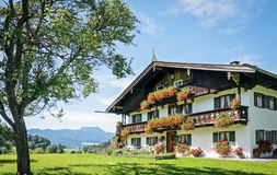 La Baviera Fotografia Stock