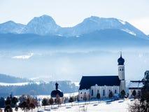 La Baviera - wilparting Fotografia Stock