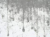 La bavure de la peinture Image stock