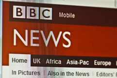 La BBC Photo stock