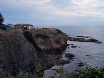 La beauté d'Ahtopol, Bulgarie Photographie stock