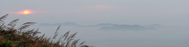 La beauté de l'île Image stock