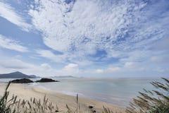 La beauté de l'île Photos libres de droits