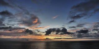 La beauté de l'île Image libre de droits