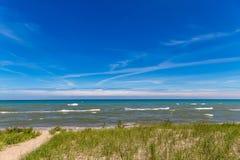 La beauté de l'heure d'été Images libres de droits