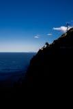 La beauté de la côte d'Amalfi Photos stock