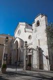 La beauté de la côte d'Amalfi Image libre de droits