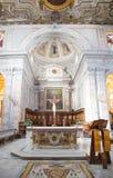 La beauté de la côte d'Amalfi Photographie stock libre de droits