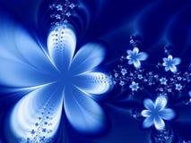 La beauté des fleurs illustration stock