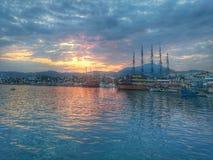la beauté des marmaris Photo libre de droits