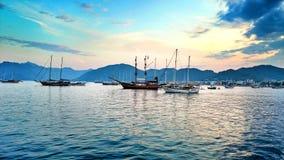 la beauté des marmaris Image libre de droits