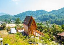 La beauté du temple de Pilok est le temple le plus ancien photographie stock