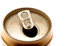 La bebida puede fotos de archivo libres de regalías