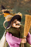 La befana Stock Photography