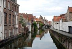 la Belgique Bruges Images stock
