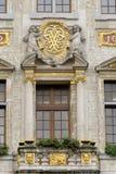 La Belgique Bruxelles Grand Place ou le Grote Markt est à angle droit central de Bruxelles Il est entouré par les palais de corpo Photos stock