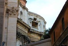 La bella architettura del Vaticano Fotografie Stock Libere da Diritti