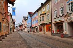 La bella Baviera Immagine Stock Libera da Diritti