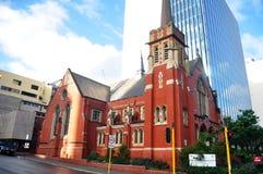 La bella cattedrale classica per la gente australiana ha visitato pregare di rispetto e di viaggio fotografia stock libera da diritti