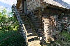 La bella contea di Maramures della Romania Immagini Stock Libere da Diritti