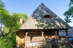 La bella contea di Maramures della Romania Fotografia Stock Libera da Diritti