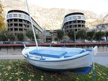 La Bella de Andorra Fotos de archivo