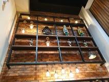 La bella decorazione della parete immagine stock libera da diritti