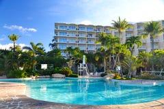 La bella isola di Saipan Fotografia Stock Libera da Diritti