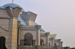 La bella moschea di Wilayah Fotografia Stock Libera da Diritti