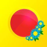 La bella primavera fiorisce il blu Immagini Stock Libere da Diritti