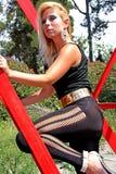 La bella ragazza Immagine Stock Libera da Diritti