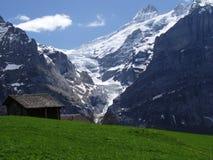 La bella Svizzera Immagini Stock