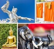 La bella Tailandia Immagini Stock Libere da Diritti