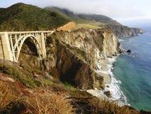 La belle côte ouest Image libre de droits