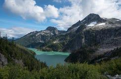 La belle eau de lac Photo stock