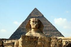 La belle Egypte Image libre de droits