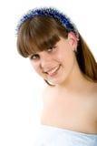 La belle femme Photographie stock libre de droits