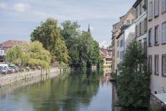 La belle ville de Strasbourg Photos libres de droits