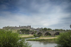 Carcassonne Photographie stock