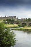 l'Aude Photo libre de droits