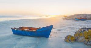 La belleza de la costa oeste Imagen de archivo