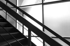 La belleza de la línea de la geometría Fotografía de archivo libre de regalías