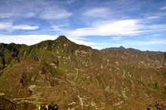 La belleza de la montaña Foto de archivo libre de regalías