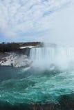 La belleza de Niagara Falls Imagenes de archivo