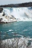 La belleza de Niagara Falls Imagen de archivo