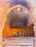 La belleza del horno de ladrillos construyó el puerto Imagen de archivo
