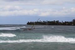 La belleza escénica de las islas hawaianas - Maui Fotos de archivo libres de regalías